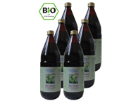 Organic Noni juice - 6 bottles of 1 liter