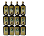 Coconut blossom syrup - 12 bottles of 250 ml (3 L)